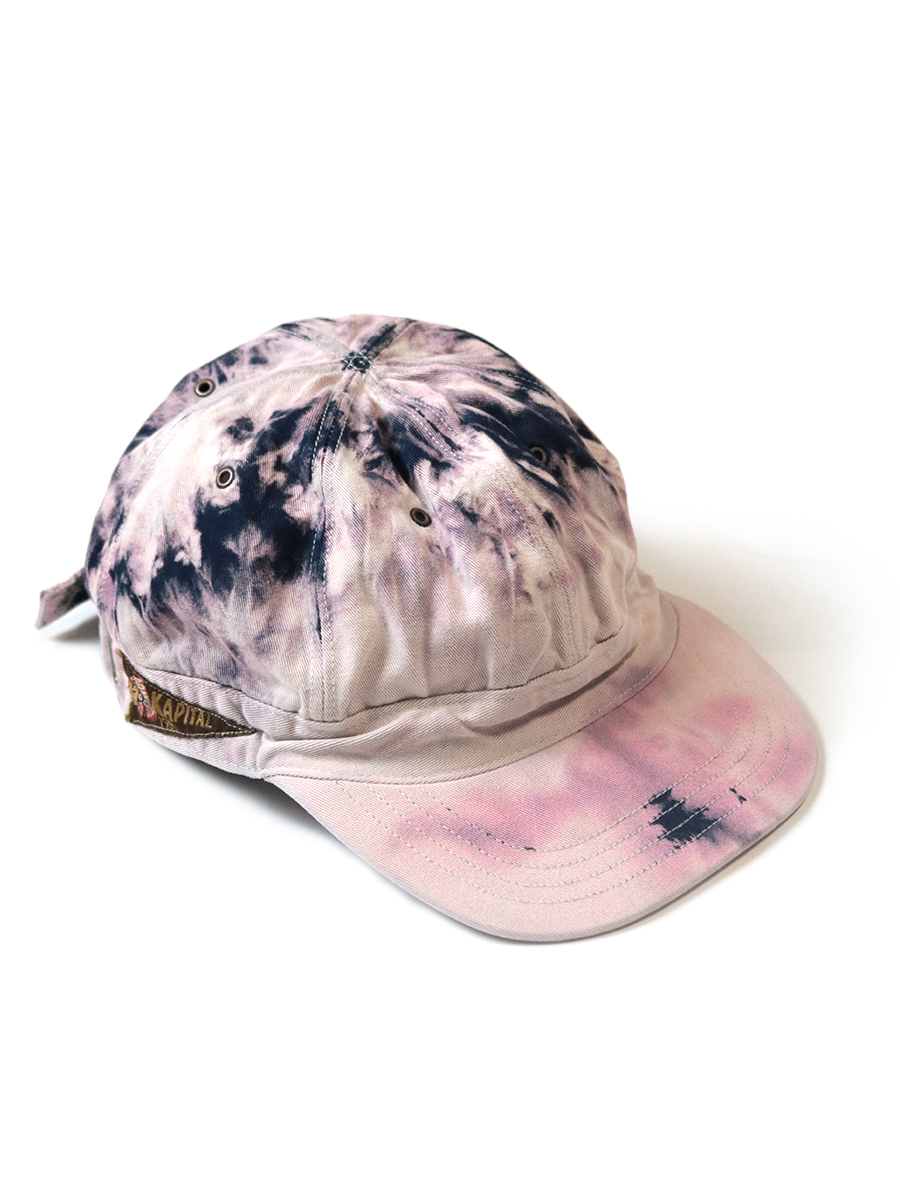 かつらぎ バービーCAP(SURF)ASHBURY DYED